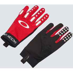 Oakley Automatic Glove 2.0 Hombre, high risk red